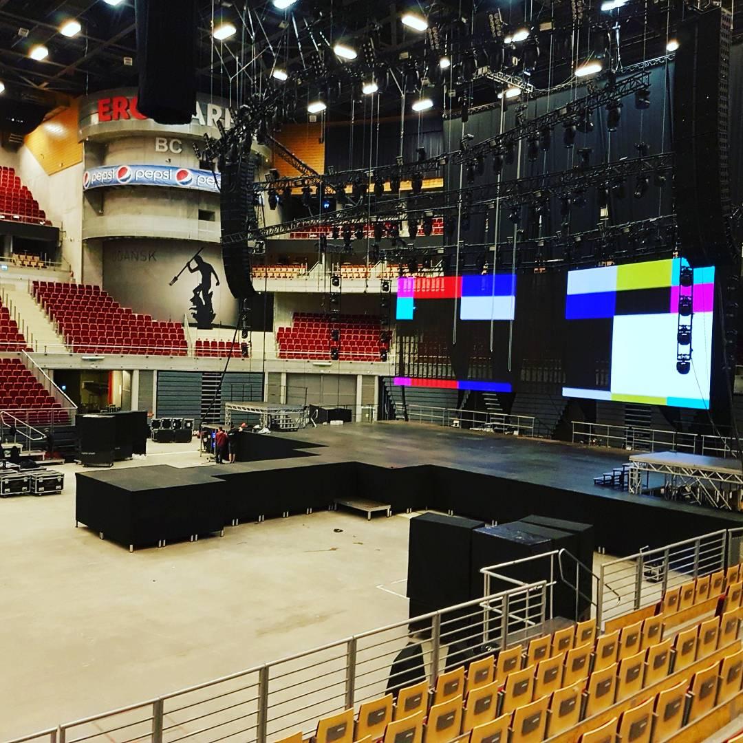 Ergo Arena Scena Poniatowski
