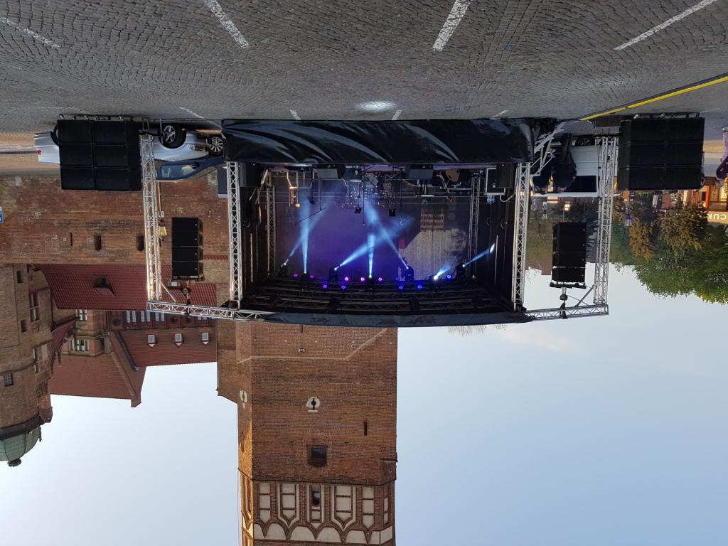Scena Mobilna wynajem Gdańsk