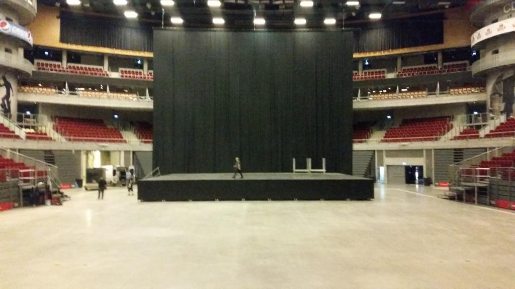 Scena Ergo Arena Poniatowski